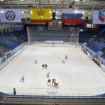 Состоялся матч Чемпионата Чувашии между ветеранами «Сокола» и «Сбербанком»