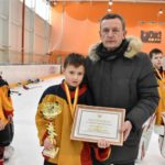 ХК «Спутник» – победитель республиканских соревнований «Золотая шайба»