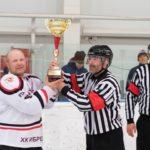 Ибреси чествуют победителя Кубка 550-летия г.Чебоксары.