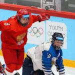 Сборная России разгромила Финляндию в полуфинале на ЮОИ, забросив 10 шайб