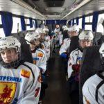 Сборная команда Чувашской Республики ведет в счете на всероссийских играх «Золотая шайба» в г. Салават