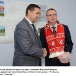 Новочебоксарская школа по хоккею: нацпроекты пришли и к нам