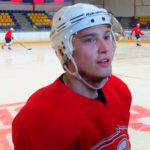 Артём Горланов: Приходите на игры НМХЛ, поддерживайте нас, а мы будем радовать вас нашей игрой и добытыми победами