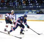 Хоккейный клуб «Чебоксары» провел первую в новом году серию матчей