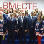 В Чувашии разработают программу развития женского хоккея