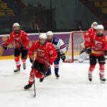 Юниоры Новочебоксарска и Чебоксар провели товарищеский матч