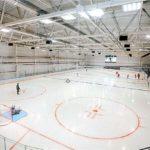 Крытый ледовый каток в микрорайоне «Новый город» планируется построить по концессии